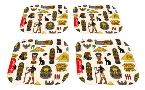 Selina-Jayne Egyptologist Limited Edition Designer Coaster Gift Set